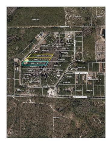 Oak Pond Circle Ne, Steinhatchee, FL 32359 (MLS #781253) :: Compass Realty of North Florida