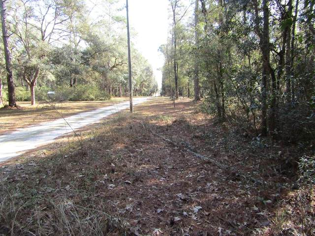 Lot 12 170th Street NW, Fanning Springs, FL 32693 (MLS #781372) :: Hatcher Realty Services Inc.