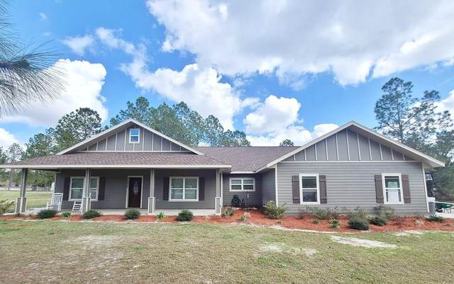 11311 NW 74th Court, Chiefland, FL 32626 (MLS #781399) :: Compass Realty of North Florida