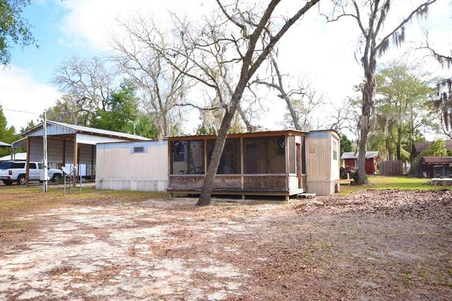 1306 Hwy 51, Steinhatchee, FL 32359 (MLS #781422) :: Compass Realty of North Florida