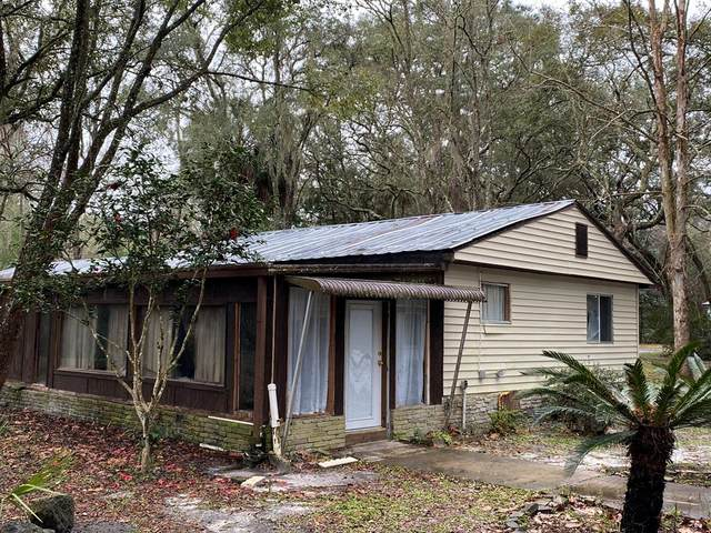 411 NE 790 St., Old Town, FL 32680 (MLS #781436) :: Hatcher Realty Services Inc.