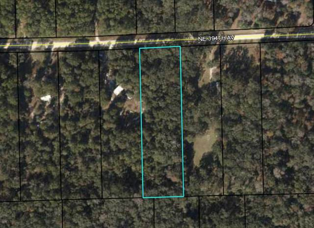 TBD 394 Ave NE, Old Town, FL 32680 (MLS #781450) :: Hatcher Realty Services Inc.