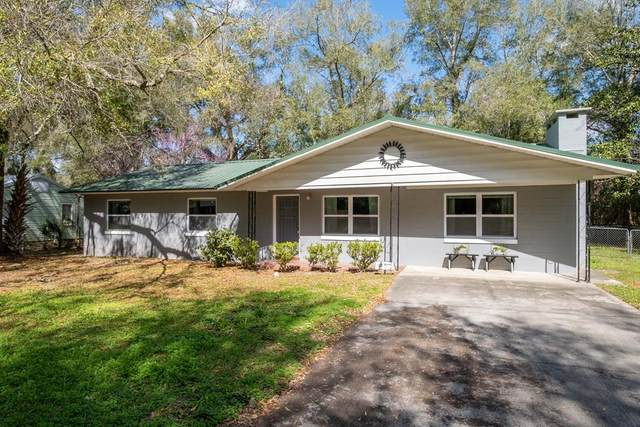 424 SE 1st Ave, Williston, FL 32696 (MLS #781477) :: Compass Realty of North Florida