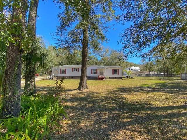 650 Stephens St, Bronson, FL 32621 (MLS #781484) :: Hatcher Realty Services Inc.