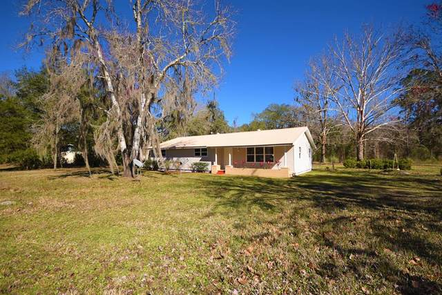 91 SW 162nd St, Cross City, FL 32628 (MLS #781485) :: Compass Realty of North Florida