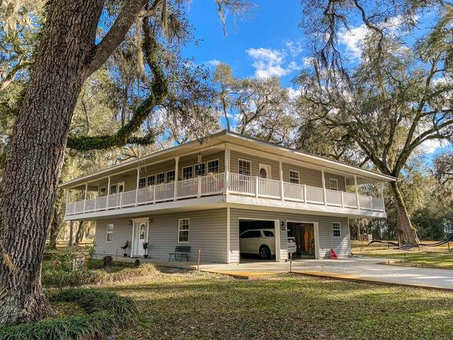 242 NE 239 Avenue, Old Town, FL 32680 (MLS #781487) :: Bridge City Real Estate Co.