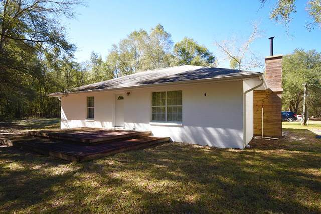 9150 NW 46th Pl, Chiefland, FL 32626 (MLS #781491) :: Compass Realty of North Florida