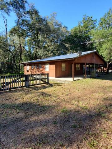 6150 NW County Road 345, Chiefland, FL 32626 (MLS #781492) :: Hatcher Realty Services Inc.