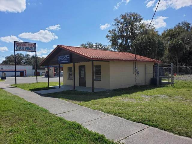 16552 SE Us Hwy 19, Cross City, FL 32628 (MLS #781511) :: Hatcher Realty Services Inc.