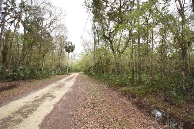 2329 Ancient Oaks Dr NE, Steinhatchee, FL 32359 (MLS #781527) :: Compass Realty of North Florida