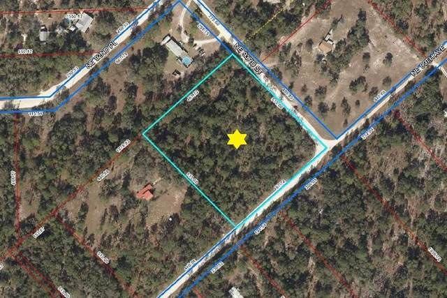 Lot 17 93rd Street NE, Bronson, FL 32621 (MLS #781549) :: Compass Realty of North Florida