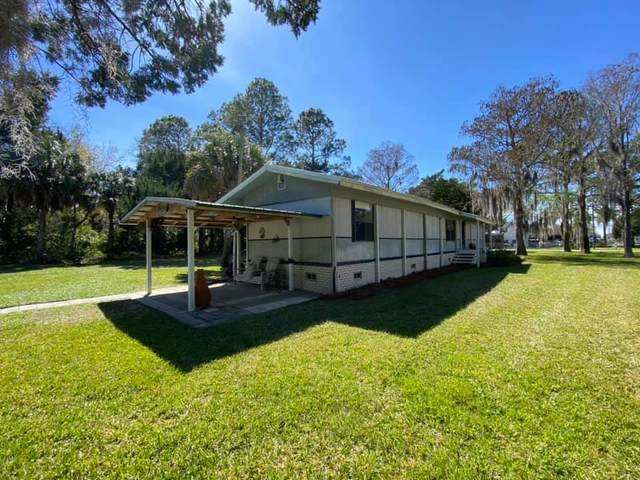 34 SE 241st St, Suwannee, FL 32692 (MLS #781557) :: Compass Realty of North Florida