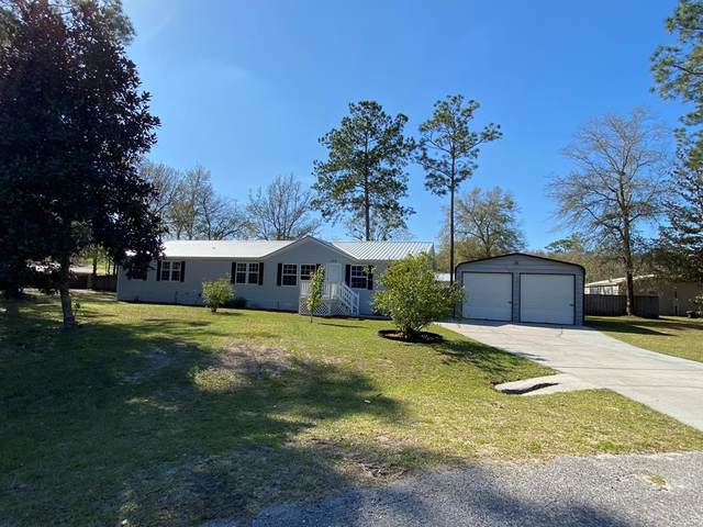 152 SW Huckleberry Court, Lake City, FL 32025 (MLS #781585) :: Hatcher Realty Services Inc.