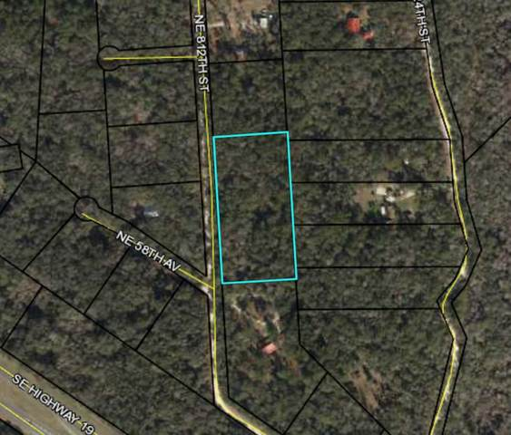 TBD 812th St NE, Old Town, FL 32680 (MLS #781600) :: Compass Realty of North Florida