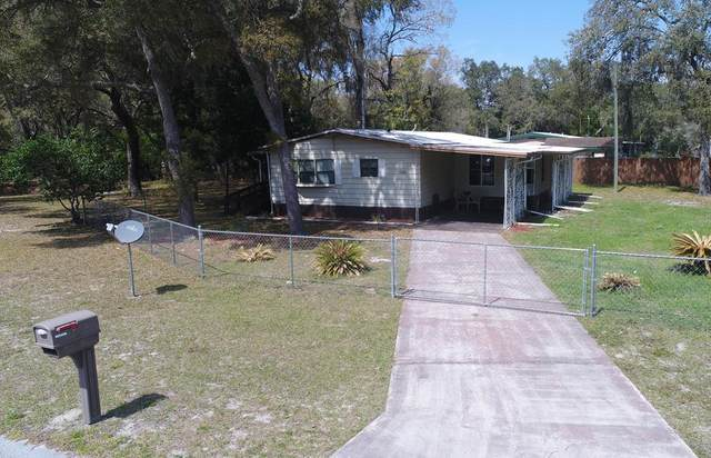 11211 NW 113th Pl, Chiefland, FL 32626 (MLS #781636) :: Compass Realty of North Florida