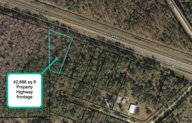 Hwy 19 NW, Cross City, FL 32628 (MLS #781650) :: Hatcher Realty Services Inc.