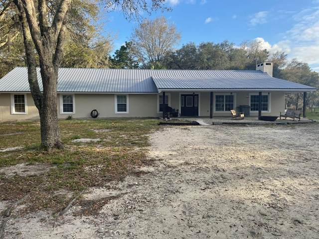11150 NW 60th St, Chiefland, FL 32626 (MLS #781658) :: Compass Realty of North Florida