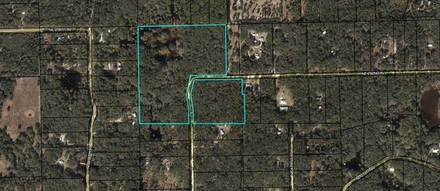 TBD 262nd Ave NE, Old Town, FL 32680 (MLS #781661) :: Compass Realty of North Florida