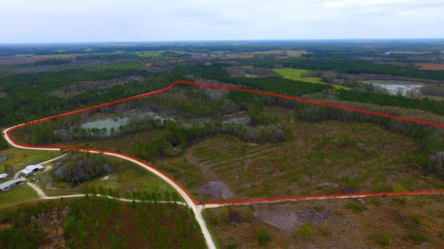 00 Asbell Creek Rd NE, Chiefland, FL 32626 (MLS #781666) :: Compass Realty of North Florida