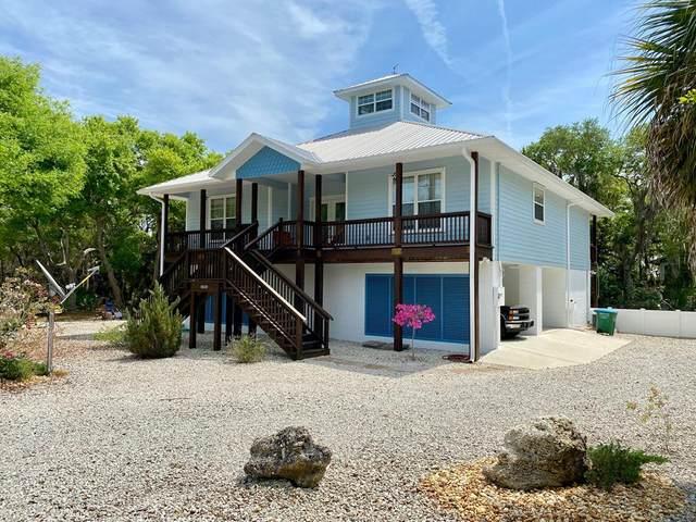 16820 Sherrill St, Cedar Key, FL 32625 (MLS #781692) :: Compass Realty of North Florida