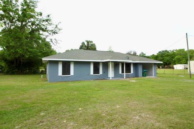 119 SW 16th Ave, Chiefland, FL 32626 (MLS #781710) :: Compass Realty of North Florida