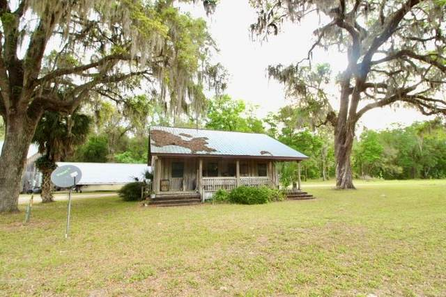 1401 S Main St, Chiefland, FL 32626 (MLS #781711) :: Hatcher Realty Services Inc.
