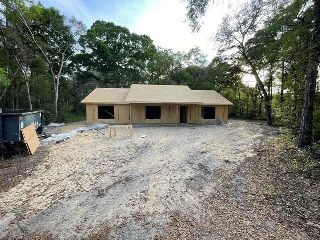 17120 NW 82nd Ter, Fanning Springs, FL 32693 (MLS #781715) :: Pristine Properties