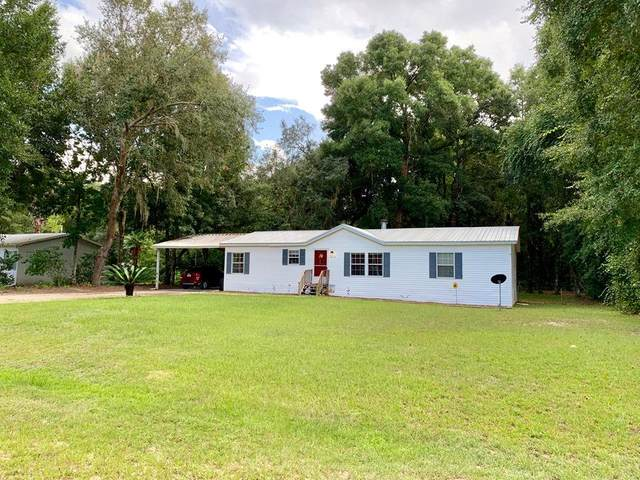 8270 NW 174th Pl, Fanning Springs, FL 32693 (MLS #781718) :: Compass Realty of North Florida