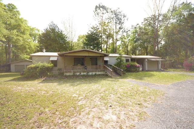 132 NE 821st St, Old Town, FL 32680 (MLS #781725) :: Bridge City Real Estate Co.