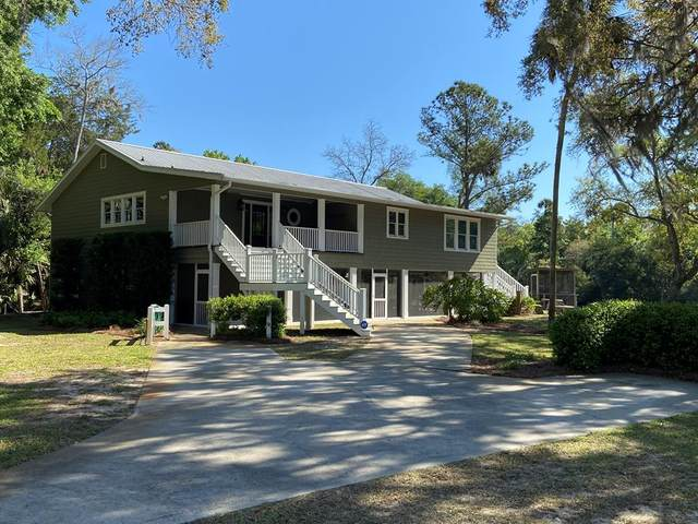 1028 NE Hwy 51, Steinhatchee, FL 32359 (MLS #781743) :: Compass Realty of North Florida