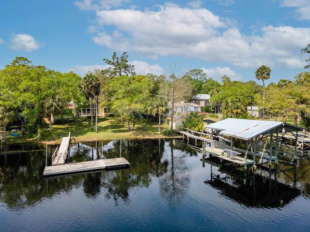 400 NE Cedar Street, Steinhatchee, FL 32359 (MLS #781745) :: Compass Realty of North Florida