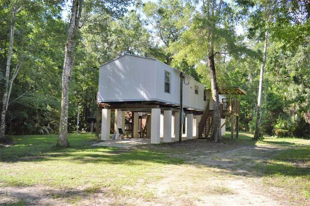 159 SW 720th St, Steinhatchee, FL 32359 (MLS #781752) :: Bridge City Real Estate Co.