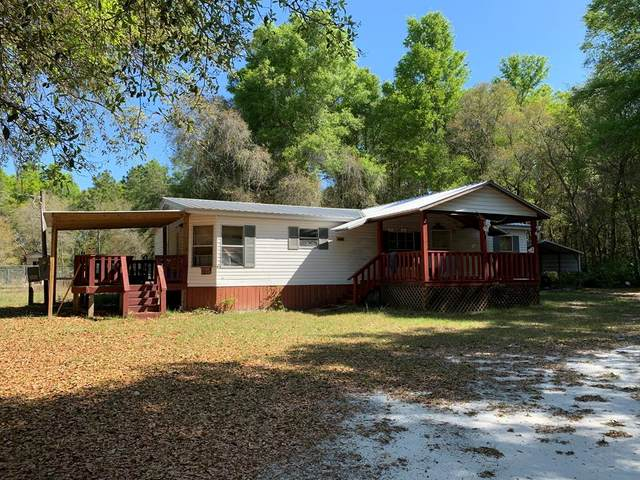 251 NE 395th Ave, Old Town, FL 32680 (MLS #781753) :: Bridge City Real Estate Co.