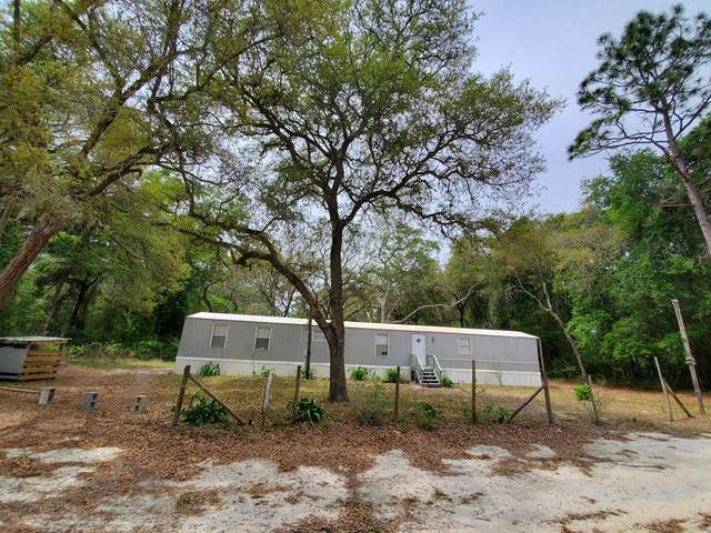 274 SE 905th St, Old Town, FL 32680 (MLS #781777) :: Hatcher Realty Services Inc.