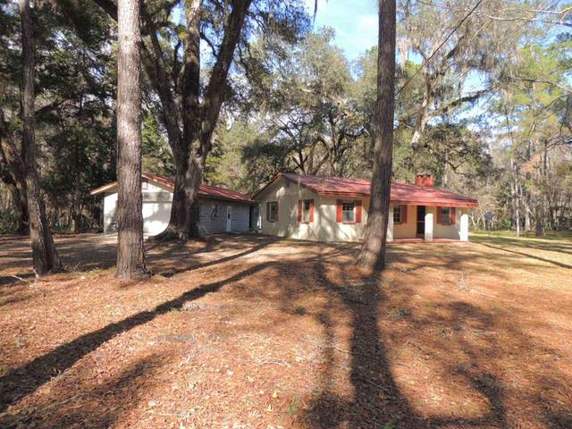 2331 SE 76th Pl, Inglis, FL 34449 (MLS #781779) :: Compass Realty of North Florida