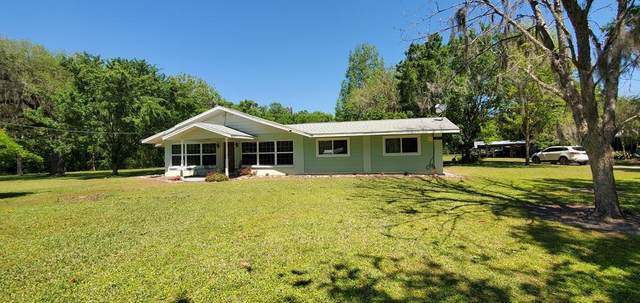3850 SE County Road 326, Morriston, FL 32668 (MLS #781781) :: Compass Realty of North Florida