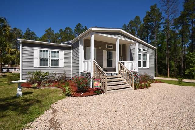 1207 Sweetgum Circle, Steinhatchee, FL 32359 (MLS #781788) :: Hatcher Realty Services Inc.