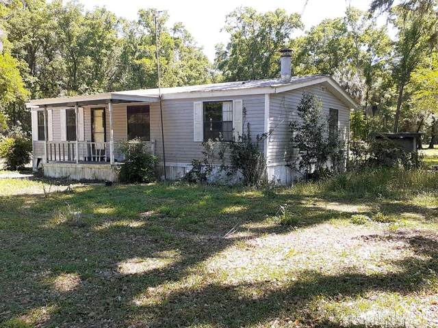 900 NE 206th Ave, Old Town, FL 32680 (MLS #781791) :: Compass Realty of North Florida