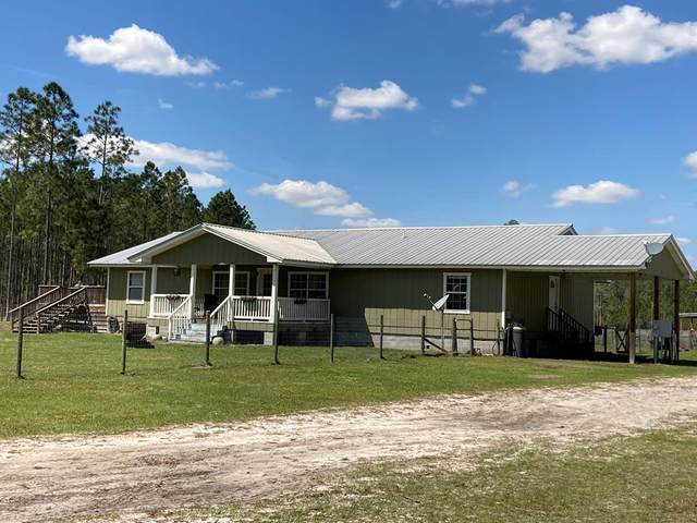 4671 NE 126th Pl, Chiefland, FL 32626 (MLS #781797) :: Hatcher Realty Services Inc.