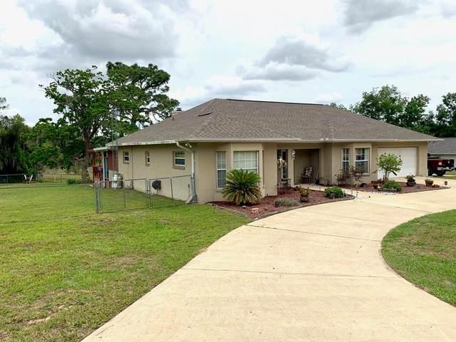 499 NE 151st Ter, Williston, FL 32696 (MLS #781825) :: Hatcher Realty Services Inc.