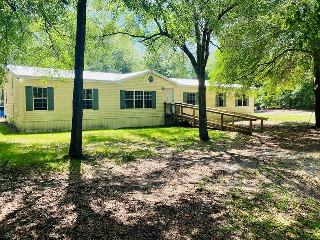 6360 NW 13th Ter, Bell, FL 32619 (MLS #781897) :: Compass Realty of North Florida