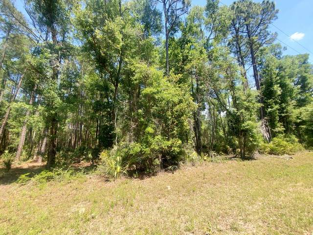 LOT 10 90th St NW, Chiefland, FL 32626 (MLS #781906) :: Hatcher Realty Services Inc.