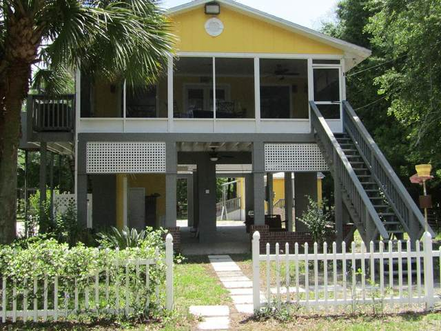 2129 NW 82nd Ter, Bell, FL 32619 (MLS #781914) :: Hatcher Realty Services Inc.