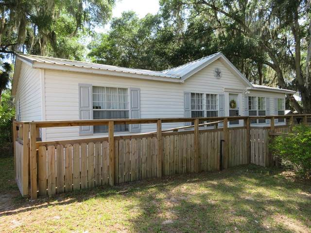 70 SE 510th St, Old Town, FL 32680 (MLS #781929) :: Hatcher Realty Services Inc.