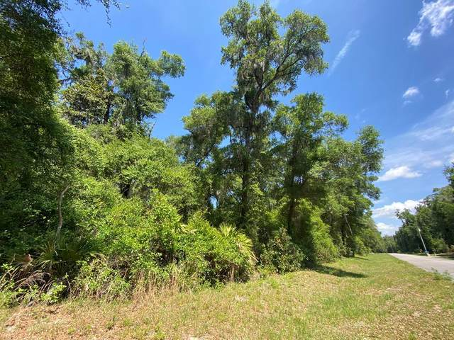 Lot74-75 45th Ter NW, Chiefland, FL 32626 (MLS #781942) :: Better Homes & Gardens Real Estate Thomas Group
