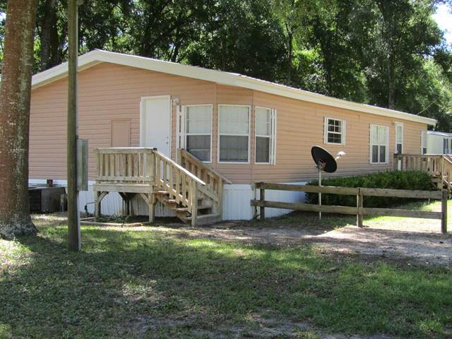 1182 NW 27th Ter, Bell, FL 32619 (MLS #781967) :: Compass Realty of North Florida