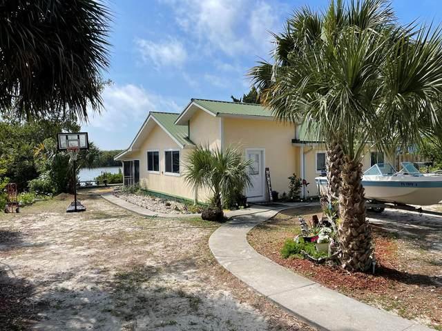 12619 State Rd 24, Cedar Key, FL 32625 (MLS #781968) :: Hatcher Realty Services Inc.