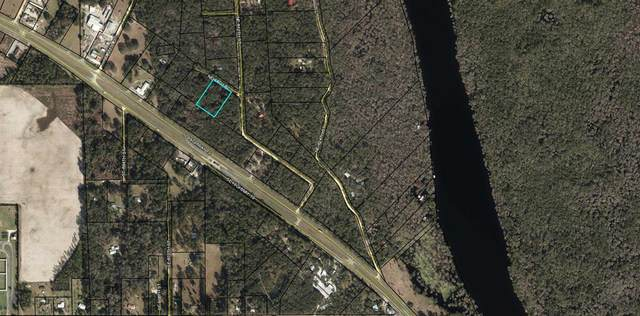 Lot 12 58th Ave NE, Old Town, FL 32680 (MLS #781973) :: Hatcher Realty Services Inc.