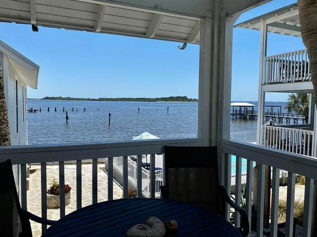 550 First St #204, Cedar Key, FL 32625 (MLS #781984) :: Compass Realty of North Florida
