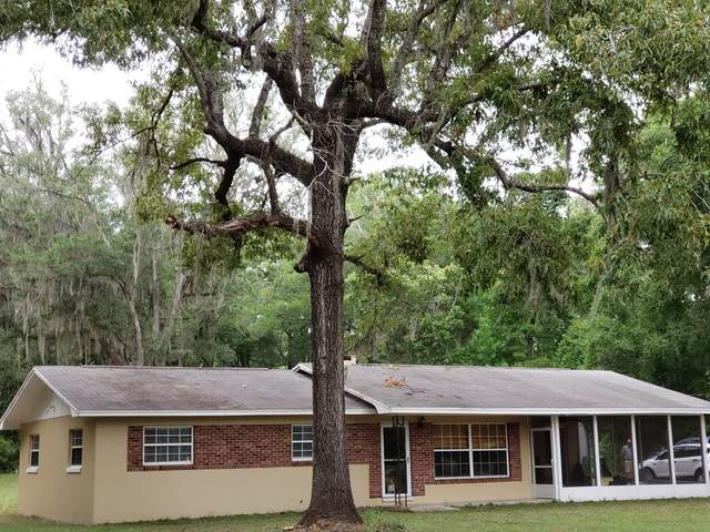 7151 NW 115th St, Chiefland, FL 32626 (MLS #782004) :: Hatcher Realty Services Inc.